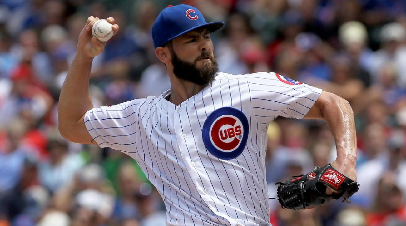 Chicago Cubs Jake Arrieta has to get a Coastal Carolina tattoo