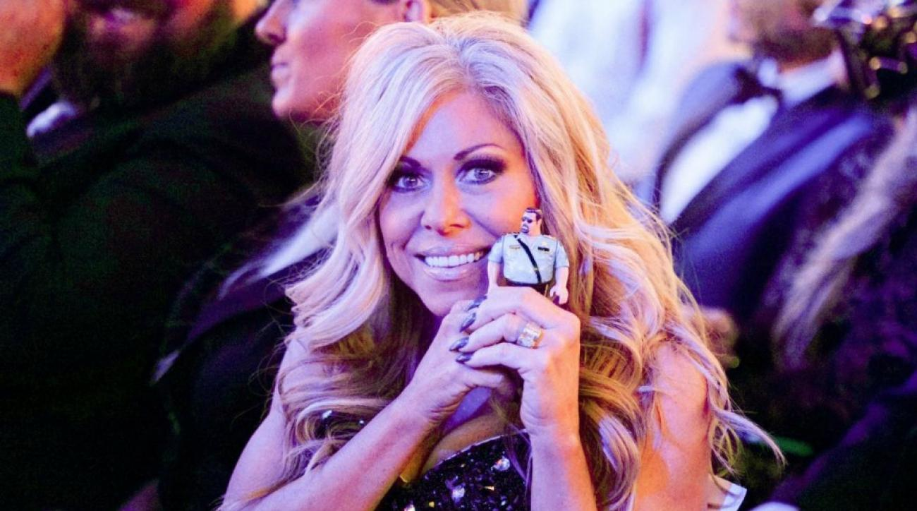 Terri Runnels talks about the new generation of WWE women's wrestling