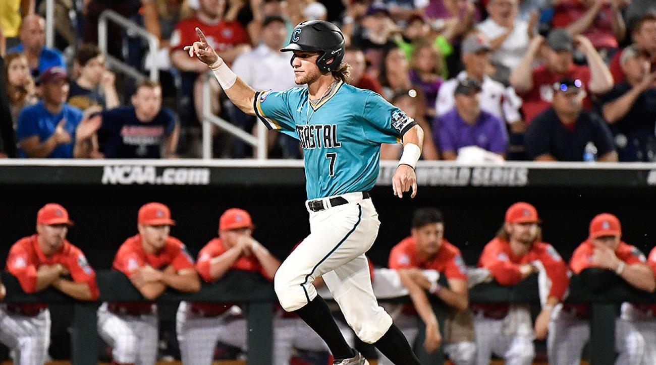 Coastal Carolina baseball