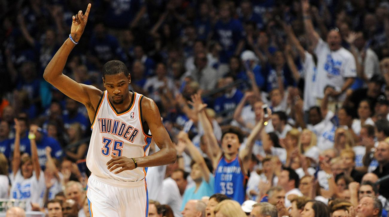 kevin durant free agency new team pitches criteria