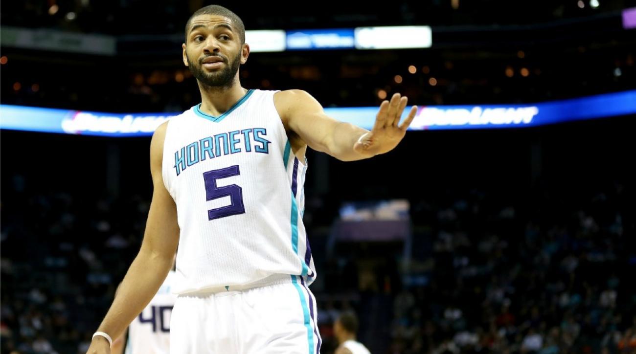 Nicolas Batum, Hornets agree to 5-year, $120 million contract