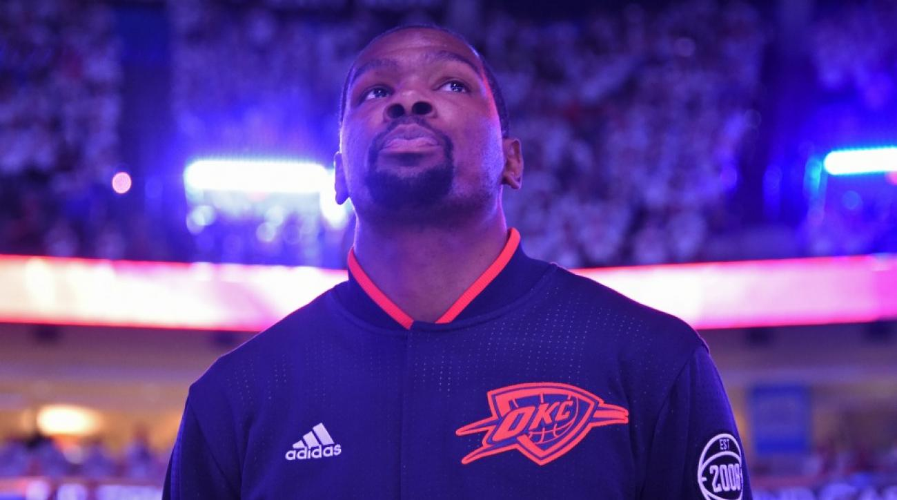 Kevin Durant should go to the Rockets, according to Bun B