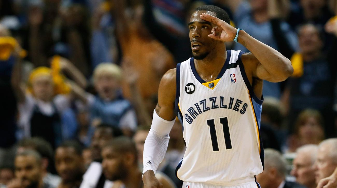 mike conley signs free agent contract