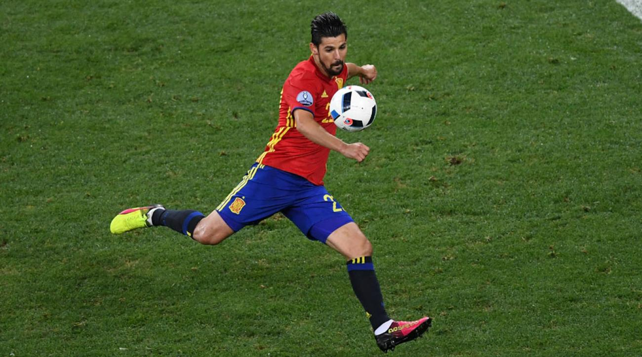 Nolito signs with Manchester City
