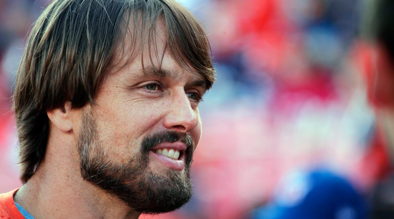 Jake Plummer retired in 2007 and now advocates for alternative pain medication.