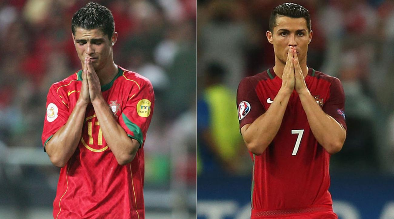 12 years after heartbreak in the Euro 2004 final at home, Cristiano Ronaldo and Portugal have a chance at redemption