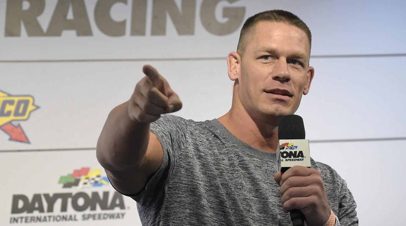 john cena july fourth patriotism video