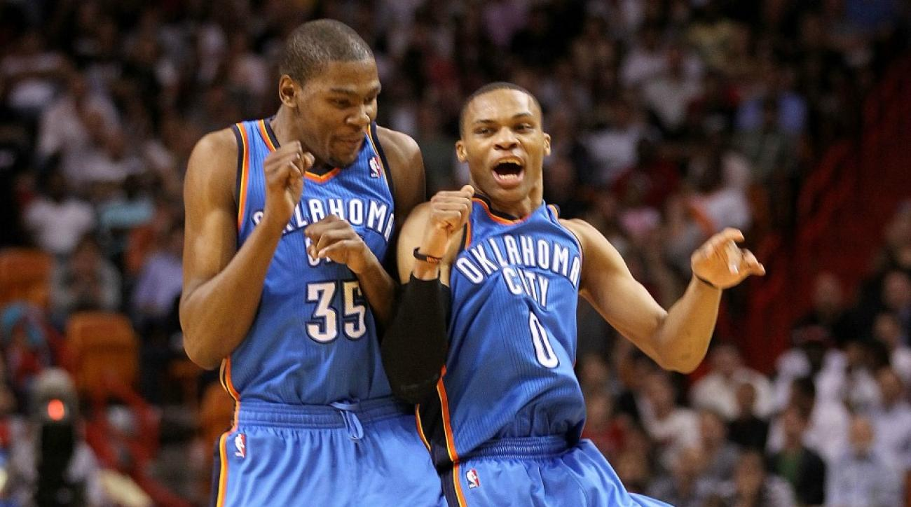 Kevin Durant's decision had the internet making lots of Russell Westbrook memes
