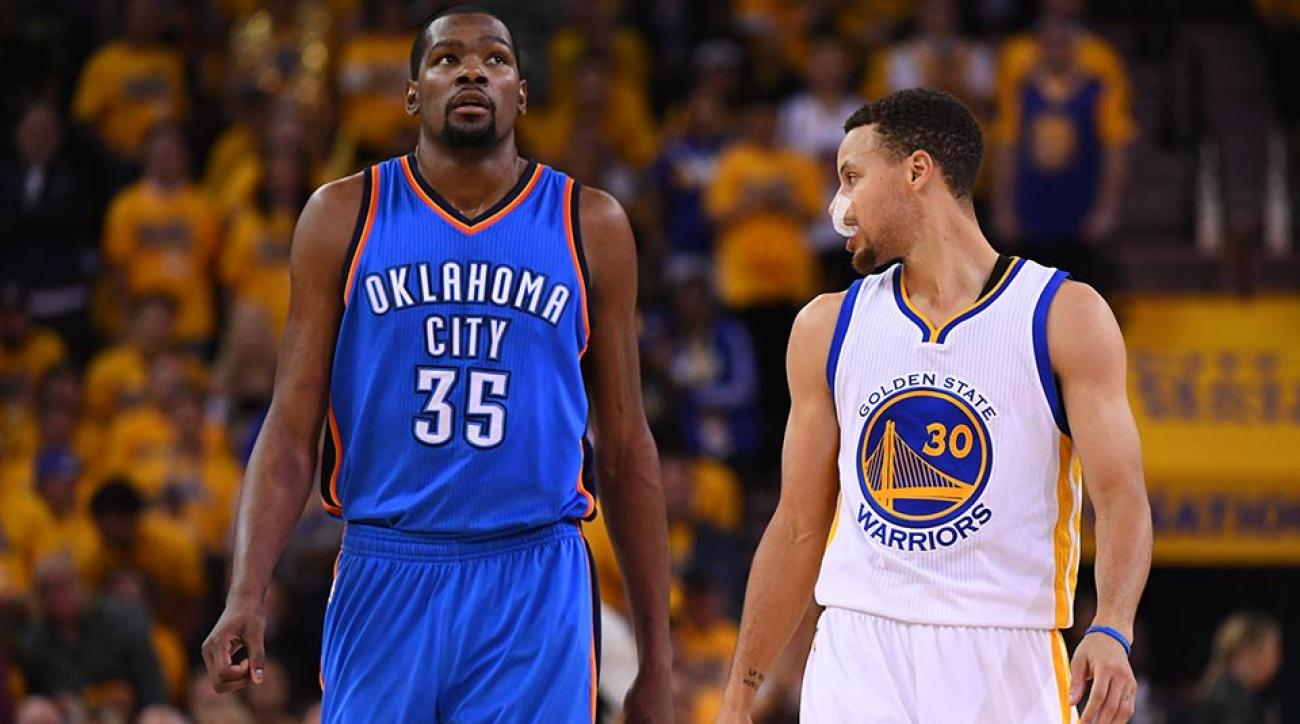 c032e356f42 Kevin Durant to the Warriors might be the most fascinating NBA move ever