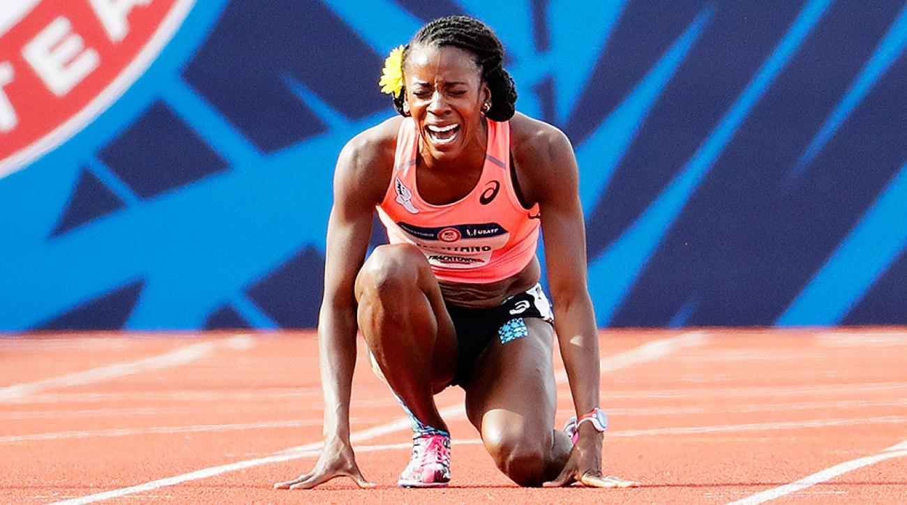 U.S. Olympic Track and Field trials: Alysia Montano, Brenda Martinez crash was unfortunate but result was fair