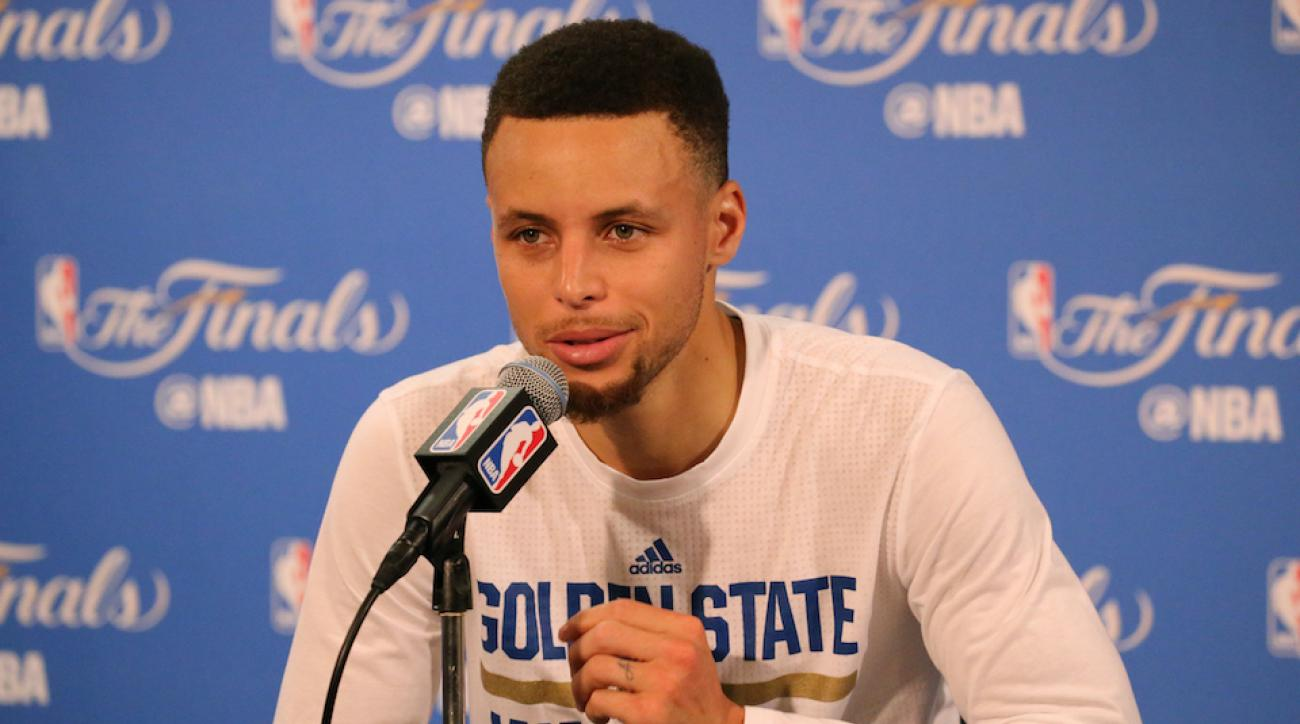 stephen curry warriors camp surprises kids video