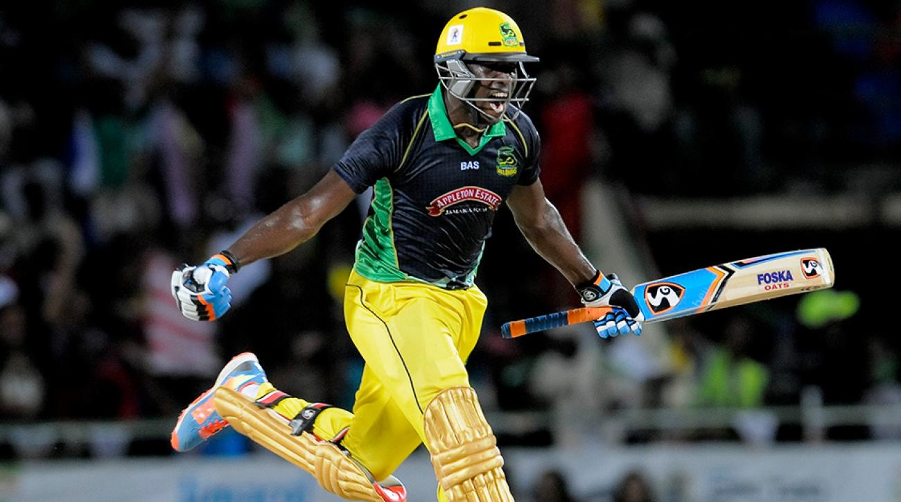 Andre Russell, CPL