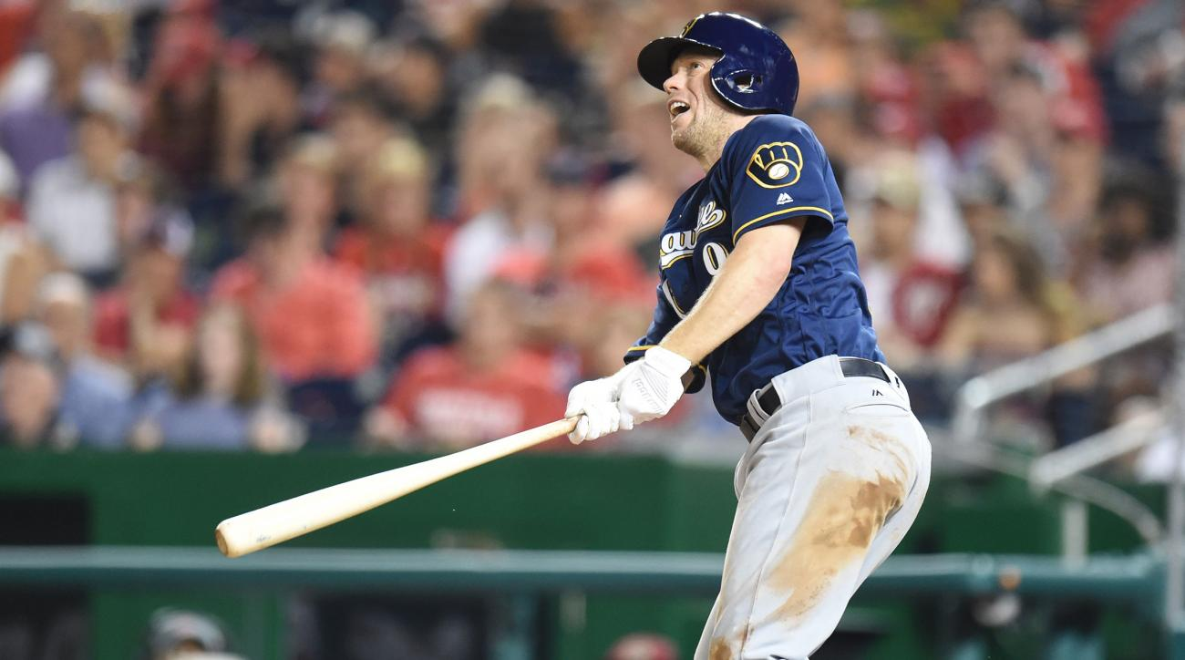 aaron hill trade red sox brewers