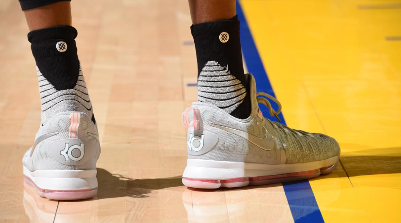 Kevin Durant on KD Nike shoes   I m not an  88 player   71c8b10d4e71
