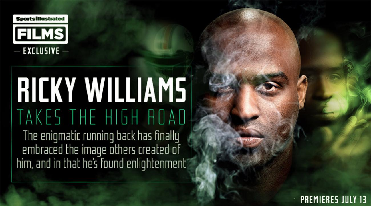 Image result for Ricky Williams Cannabis