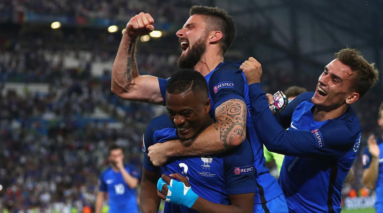 francia portugal euro 2016 como ver online canal tv