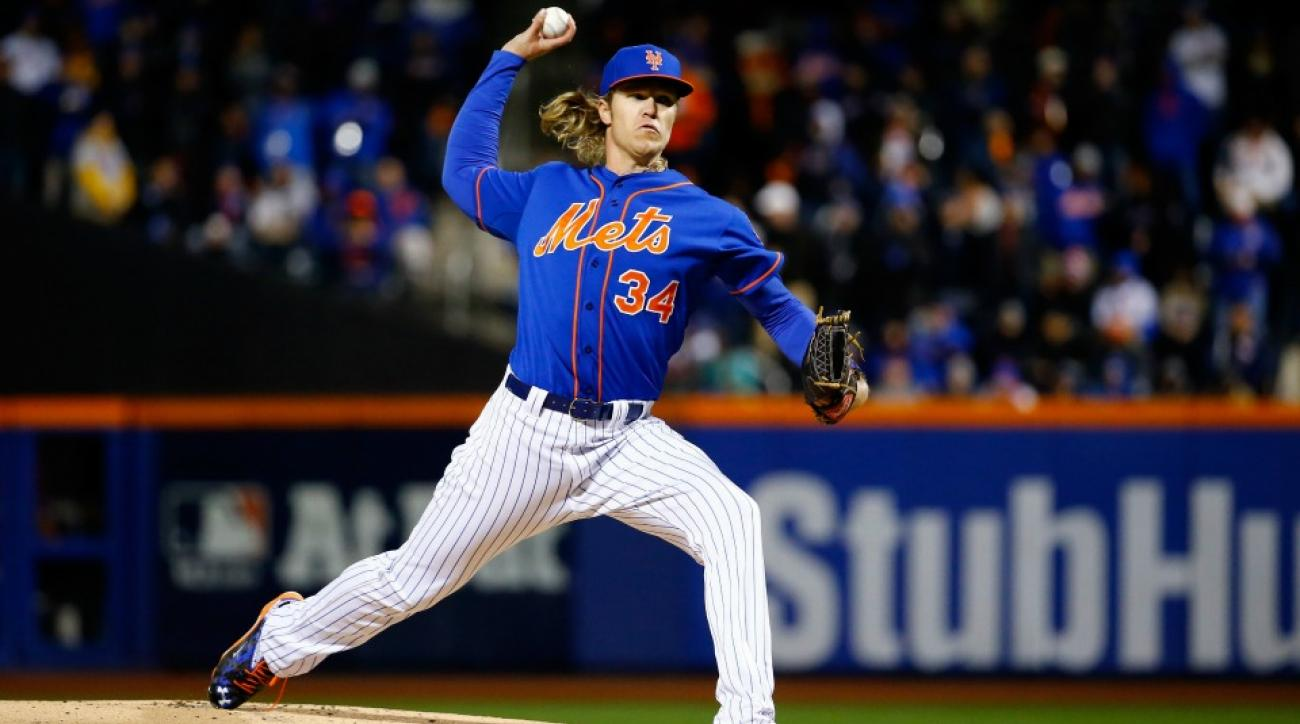 Mets' Noah Syndergaard living with Wil Myers for All-Star Game