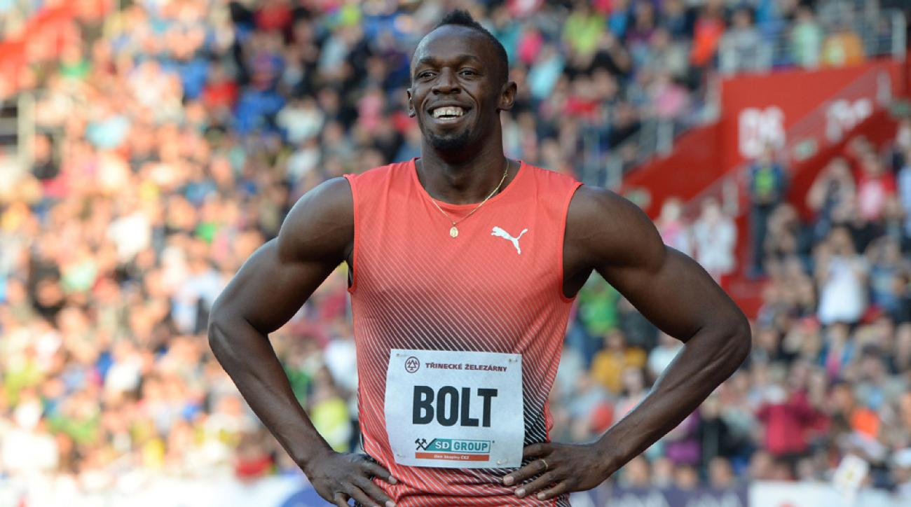 usain bolt rio olympics jamaican team injury