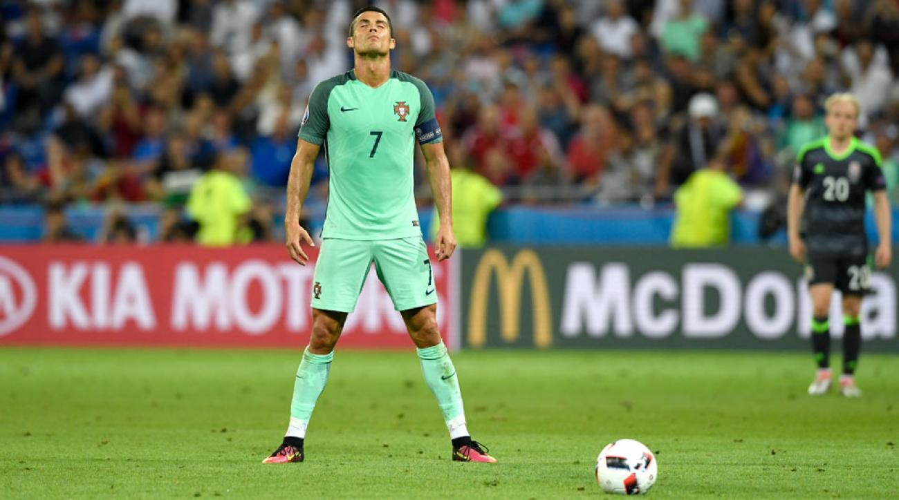 Cristiano Ronaldo leads Portugal into the Euro 2016 final against host France
