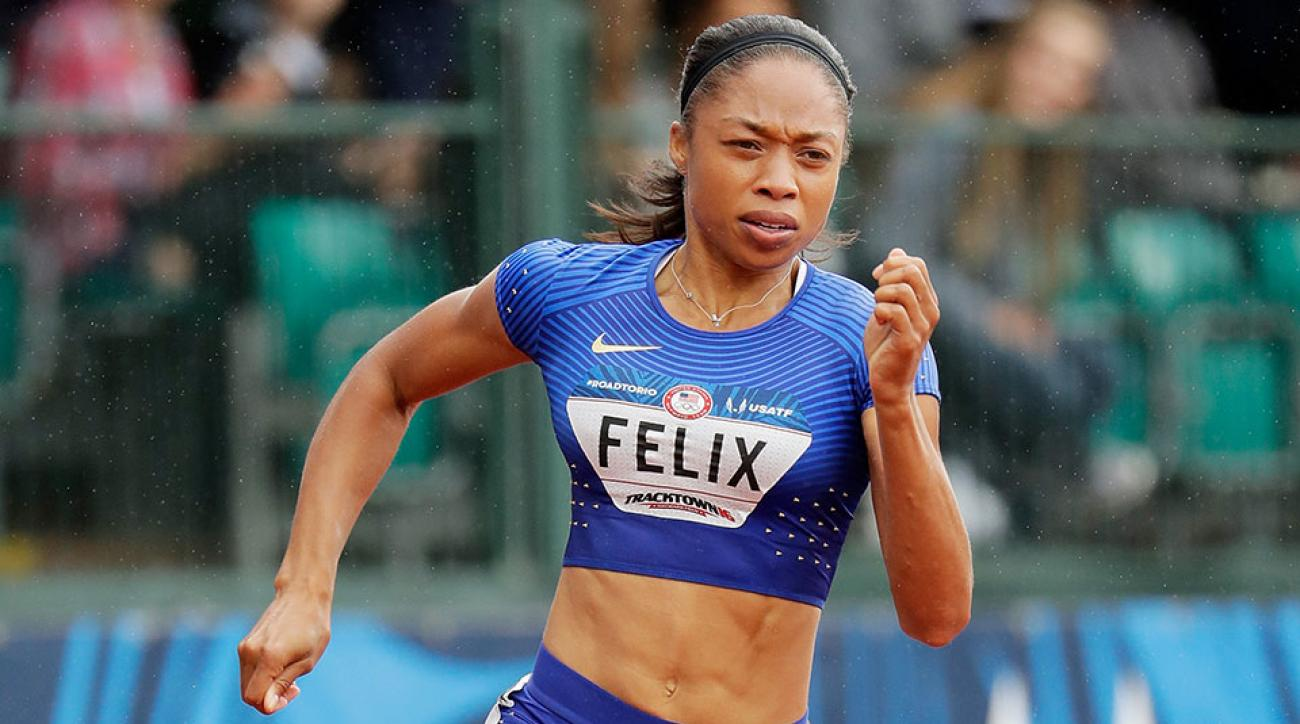 Allyson Felix 6 Olympic medals Allyson Felix 6 Olympic medals new picture