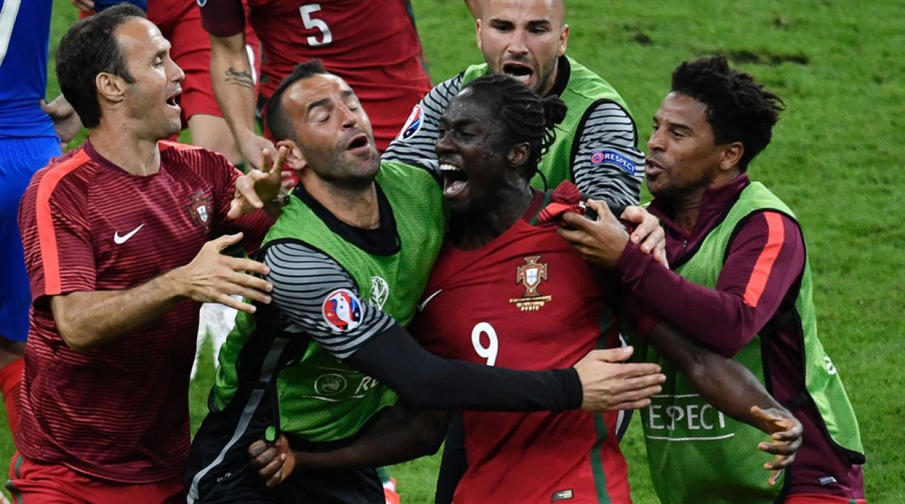 Portugal's European Championship hero dropped from squad