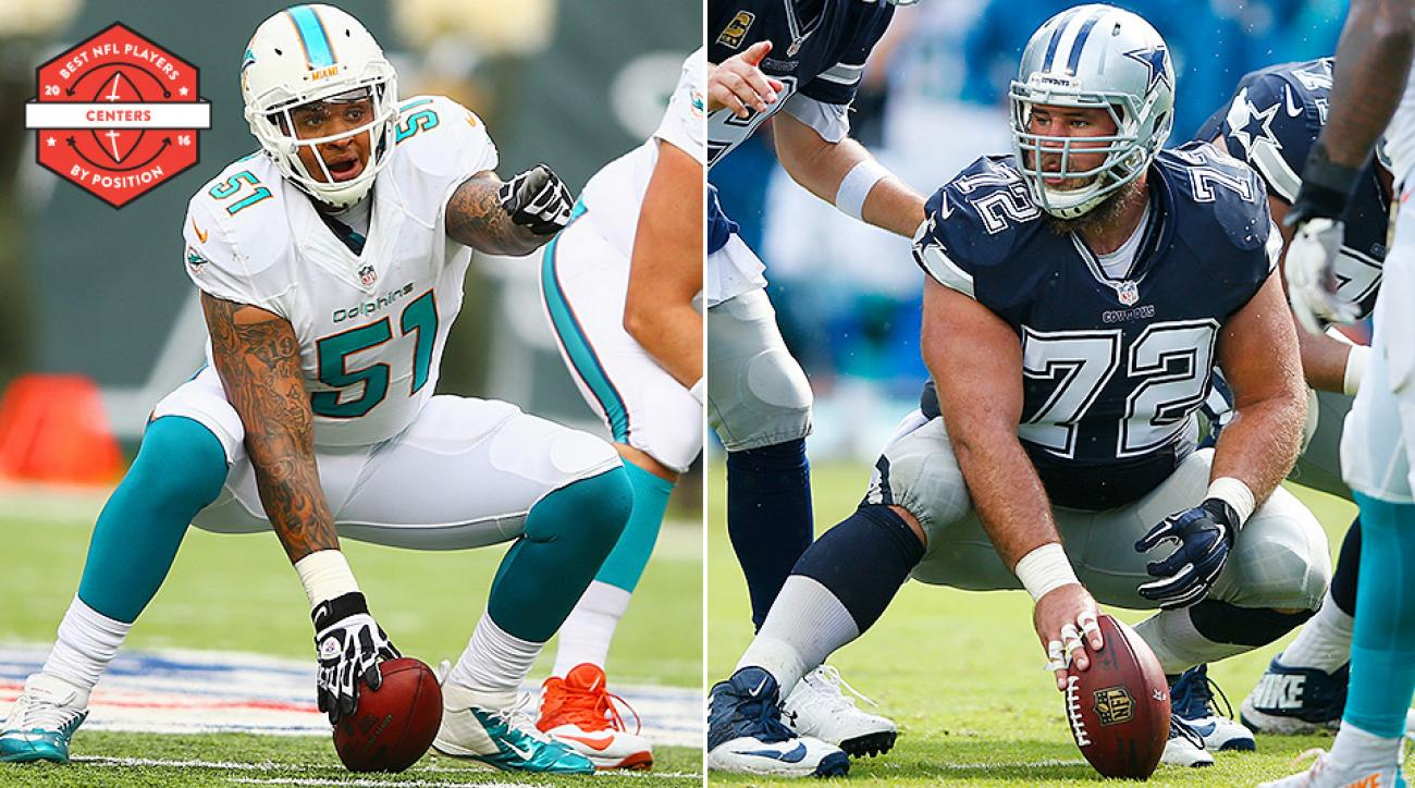 NFL s best centers Travis Frederick Mike Pouncey