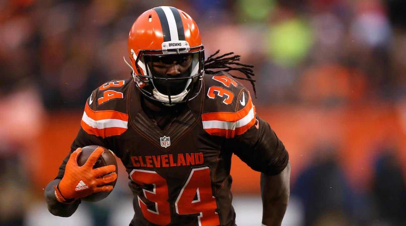 new concept 50f59 7fcc9 Isaiah Crowell: Browns running back posts obscene photo | SI.com