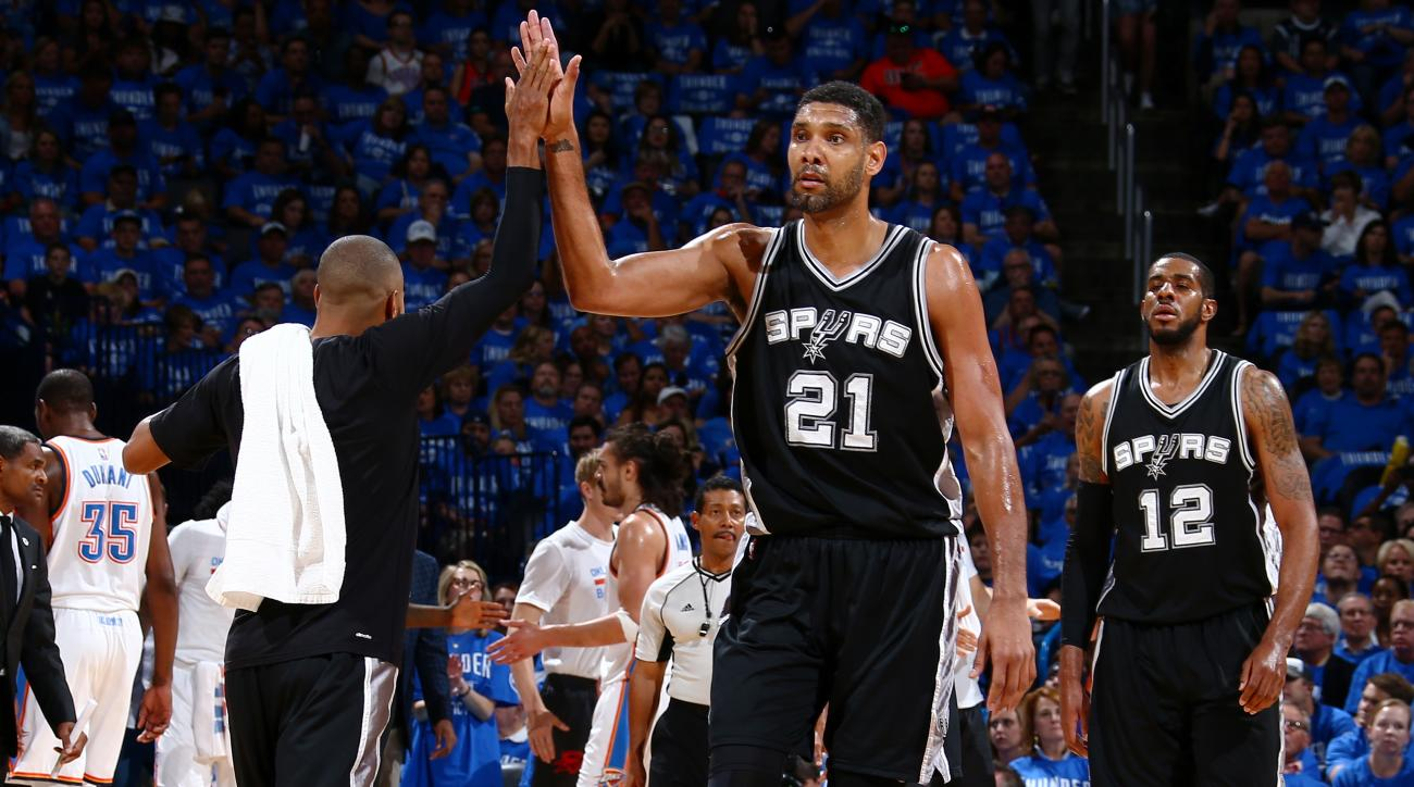 nba news rumors tim duncan