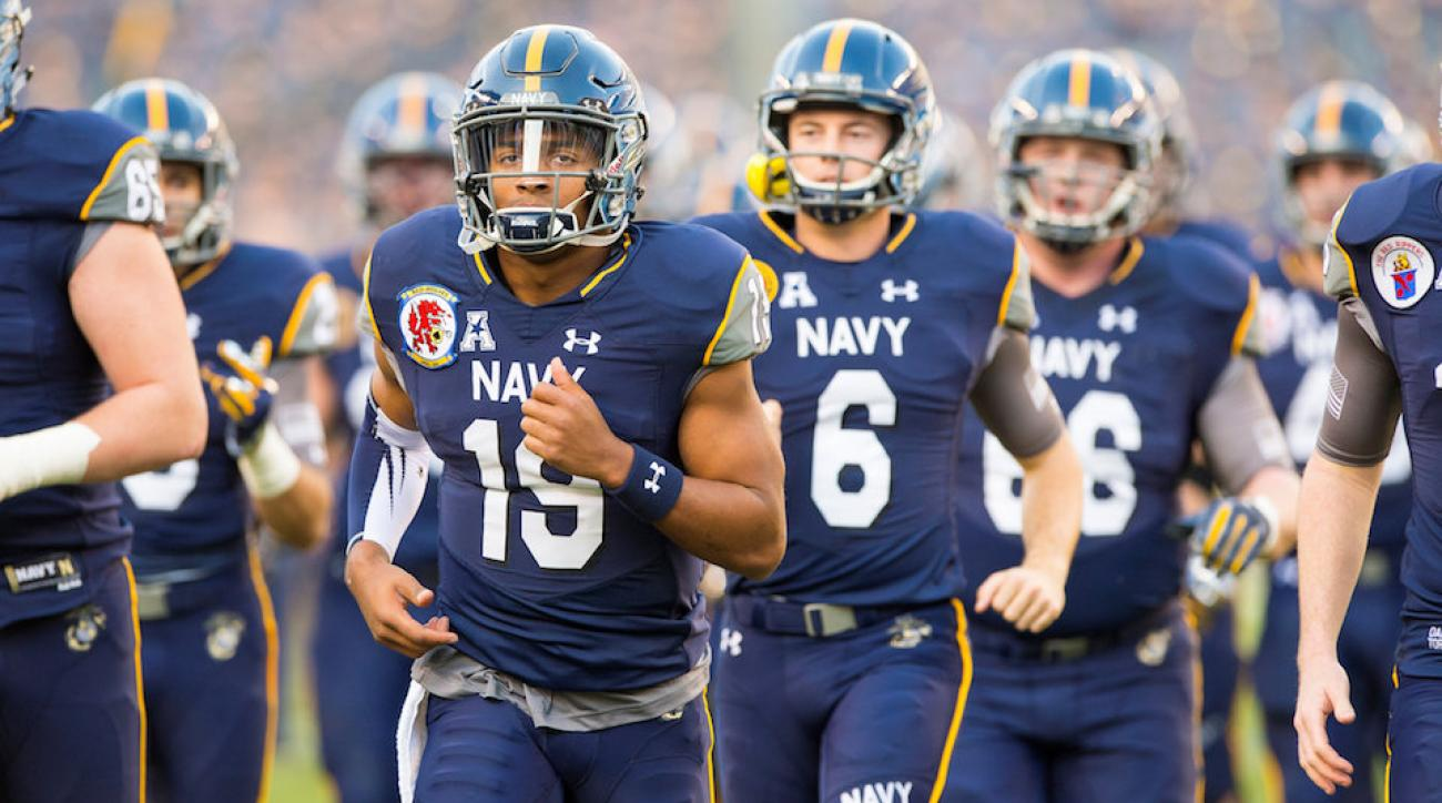 army navy air force athletes new policy