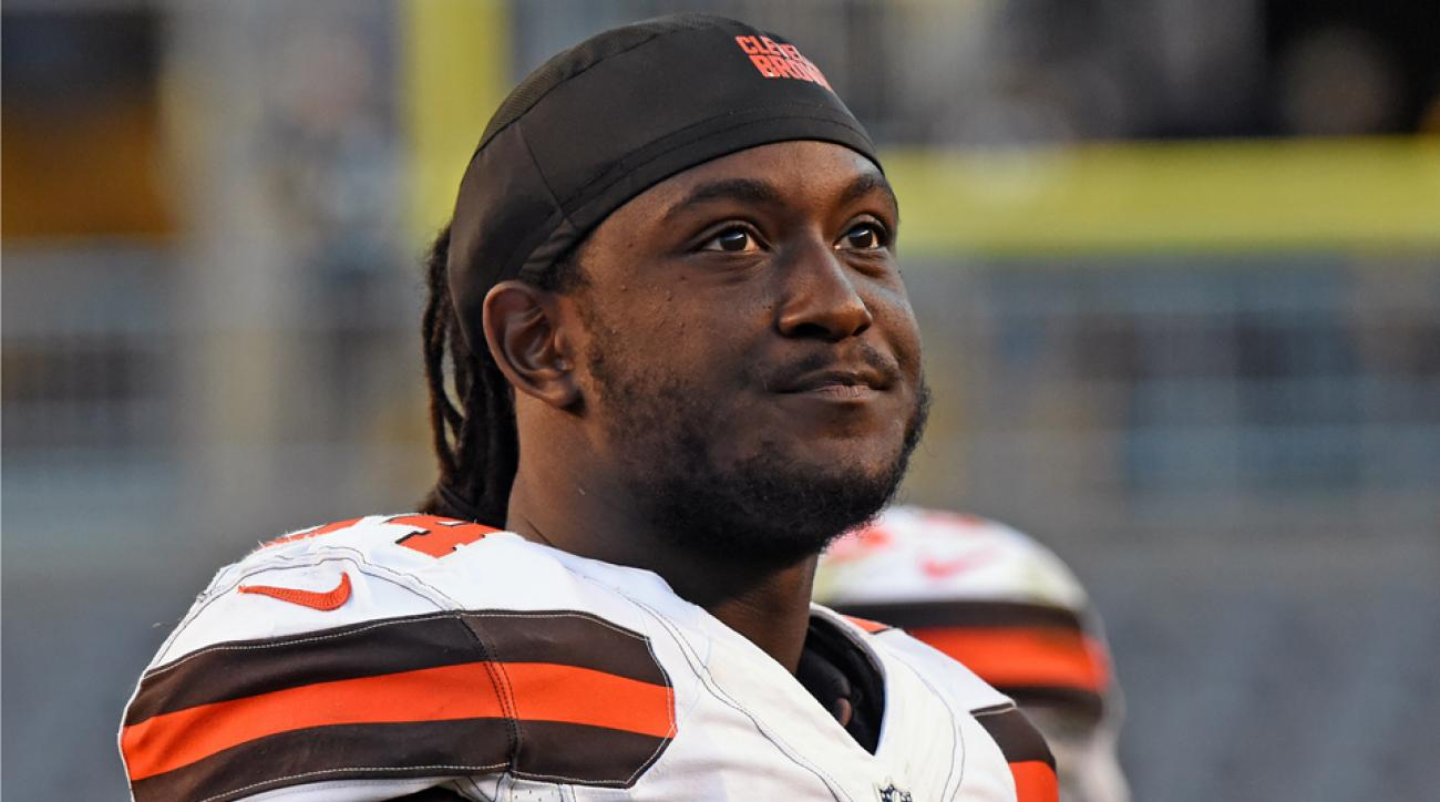 isaiah crowell dallas police instagram apology cleveland browns