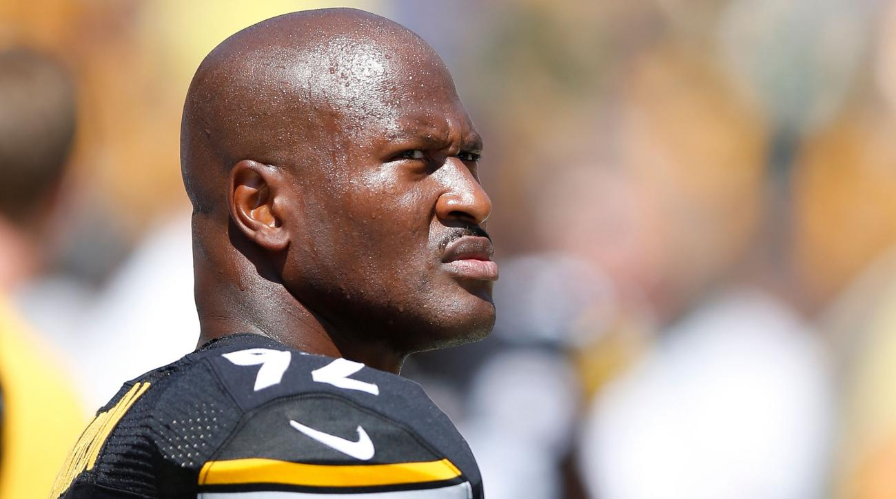 james harrison steelers ped affidavit allegations
