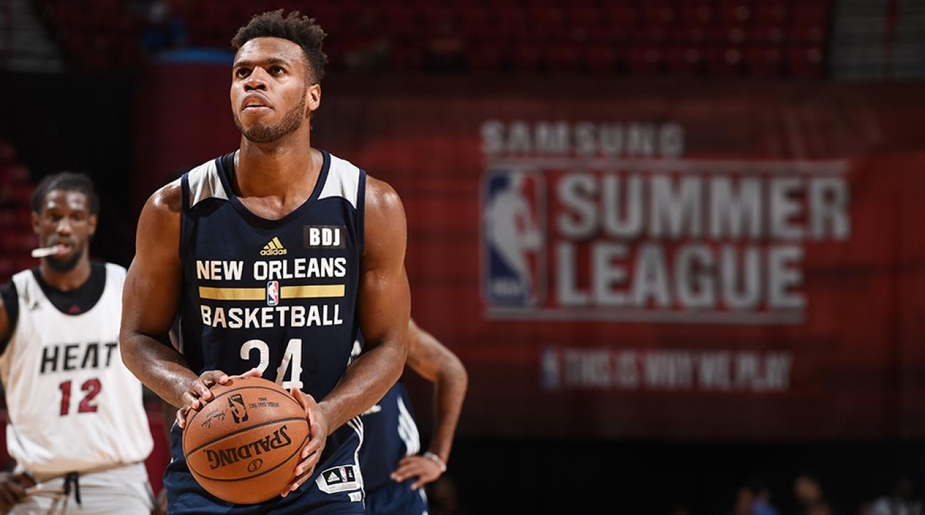 9f170bbdfcb Buddy Hield Q A  Pelicans star excited to play with Anthony Davis ...