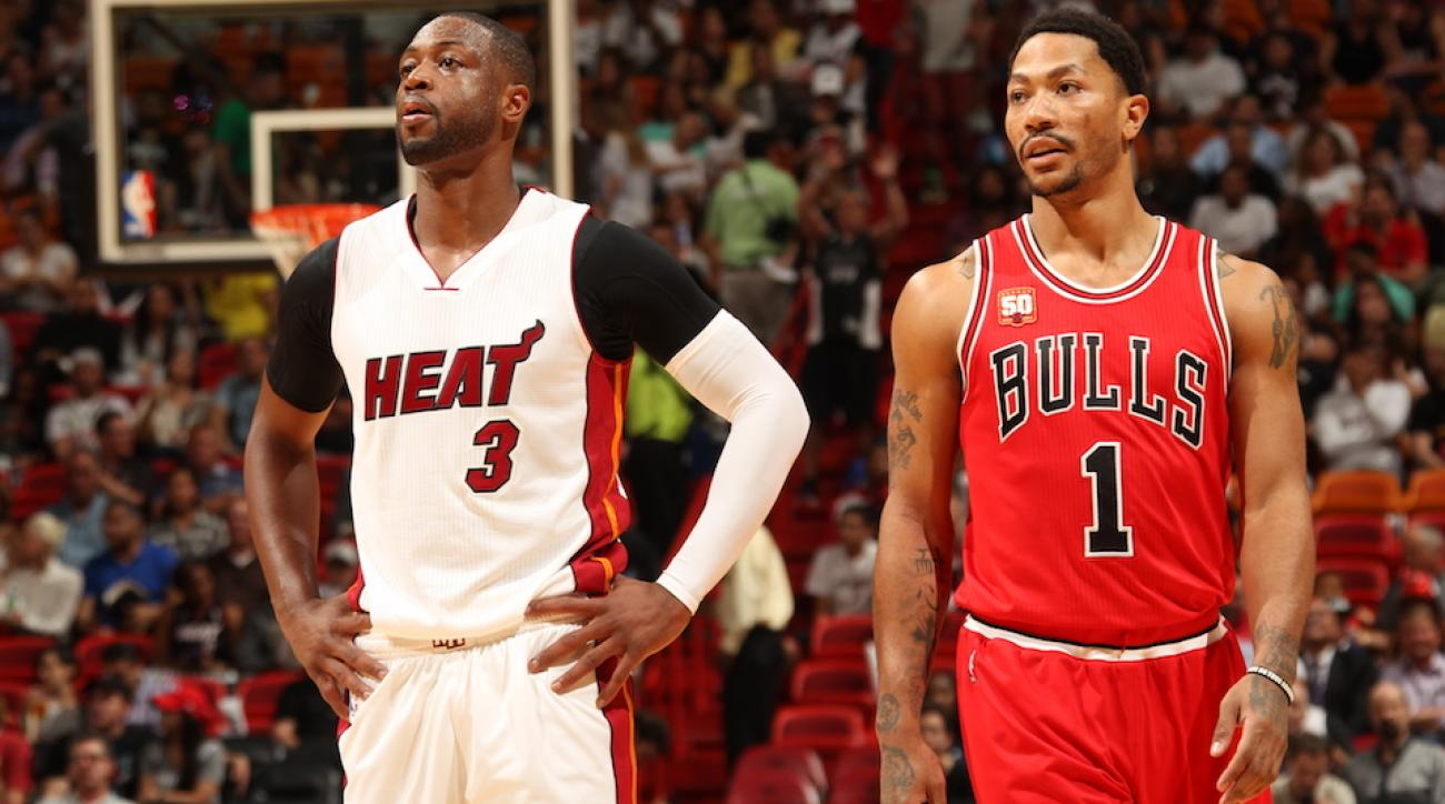 Dwyane Wade explains signing with the Chicago Bulls   SI com