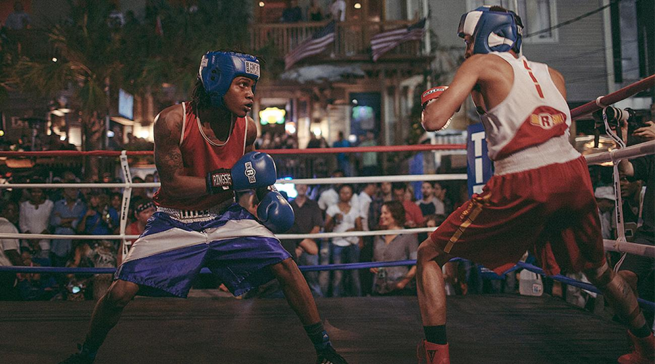 Boxing in New Orleans: Friday Night Fights Gym