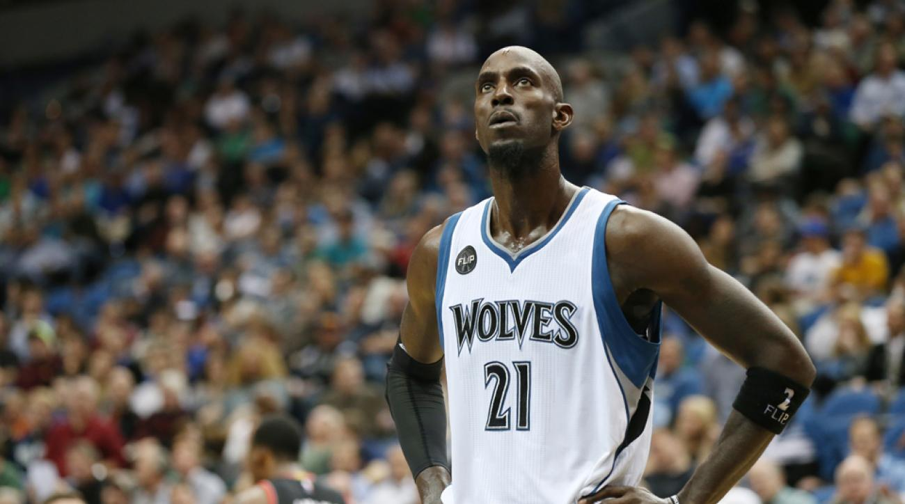 Kevin Garnett may retire before next season