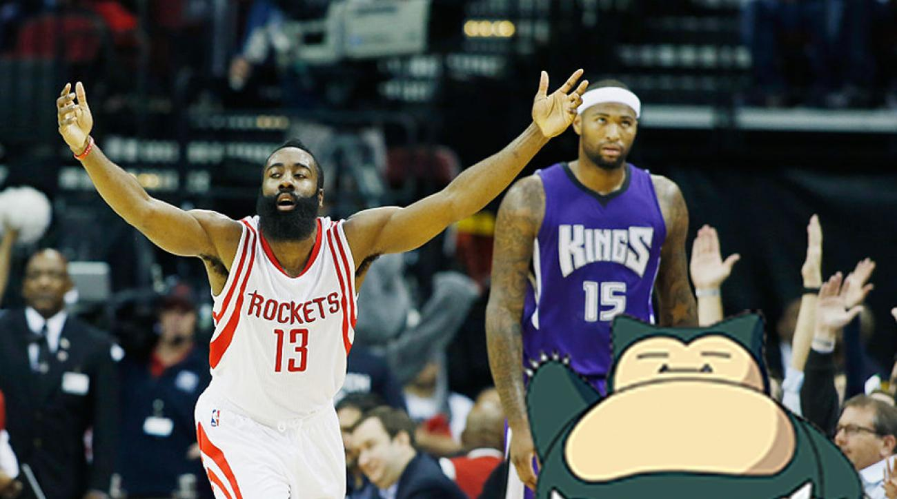 NBA Pokemon