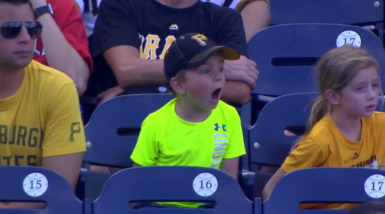 pirates nationals fan kid oh the humanity video