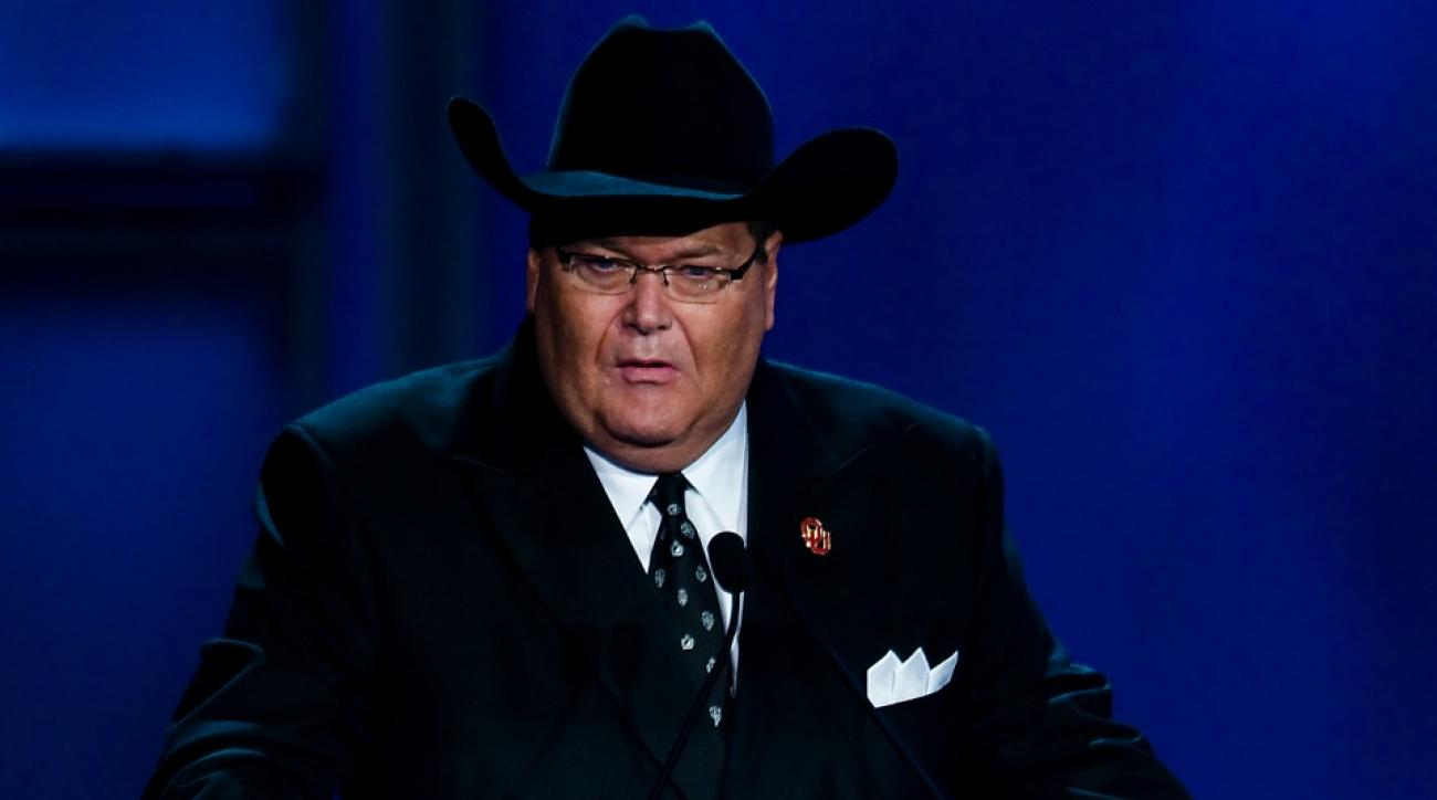 WWE Brand Extension Draft explainer by Jim Ross