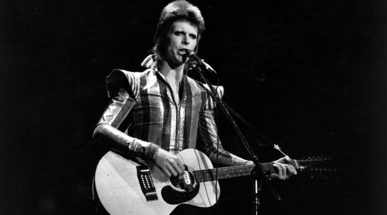 David Bowie will be honored by the Bowie Baysox