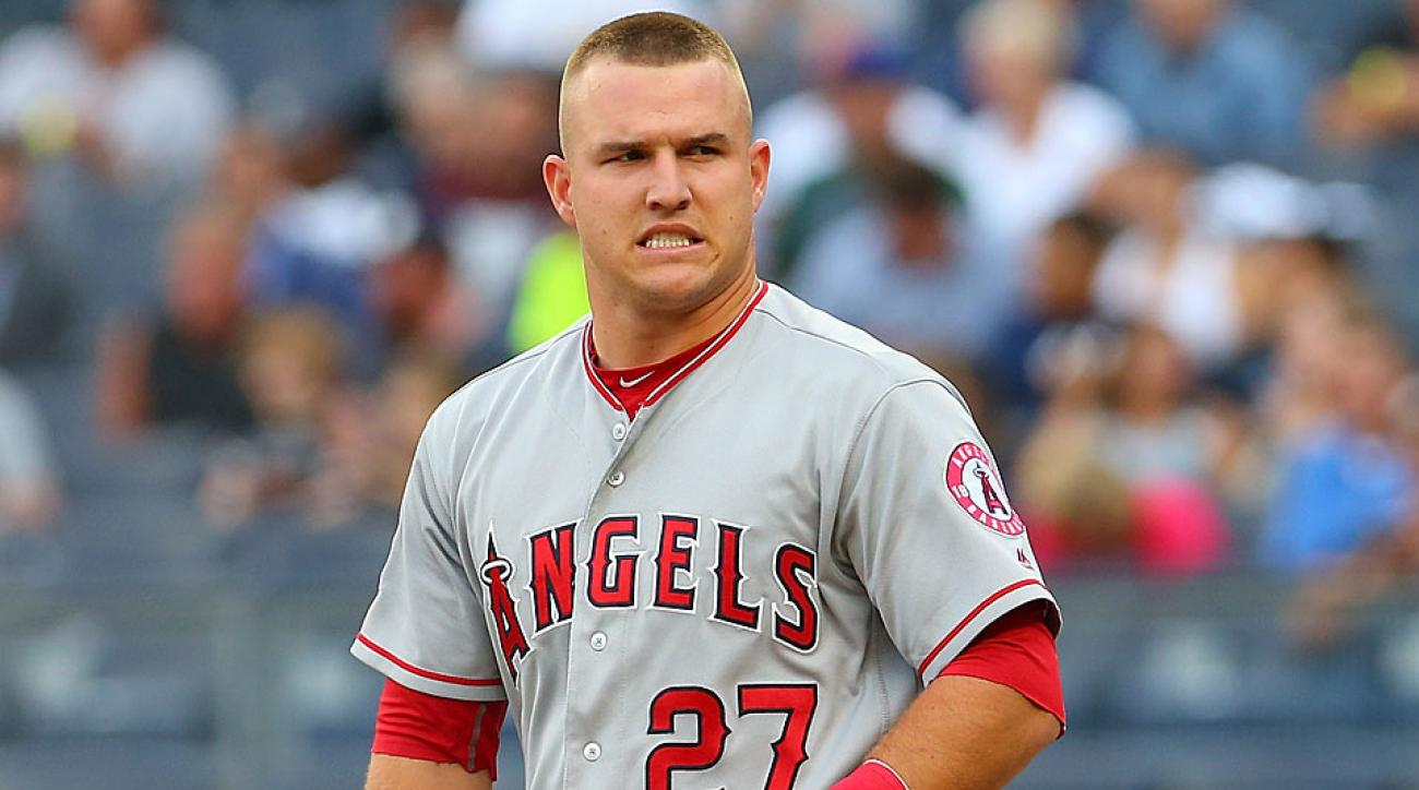 Mike Trout, Los Angeles Angels of Anaheim