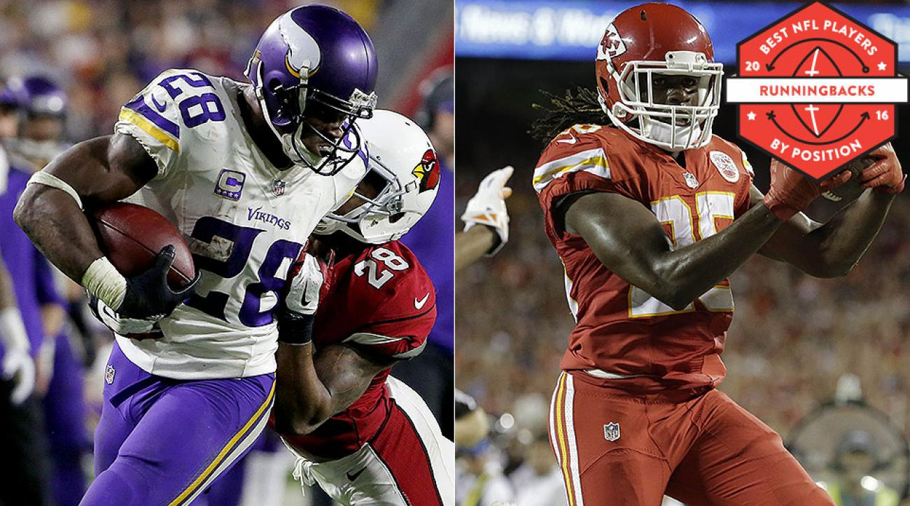 NFL's best running backs: Adrian Peterson, LeVeon Bell  SI.com