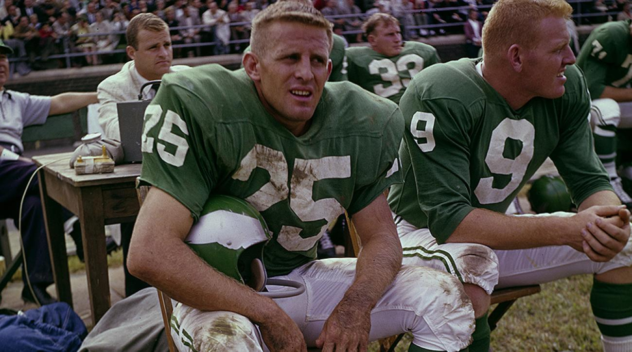 """Tommy McDonald: Eagles Hall of Famer the subject of new play, """"Tommy and Me"""""""