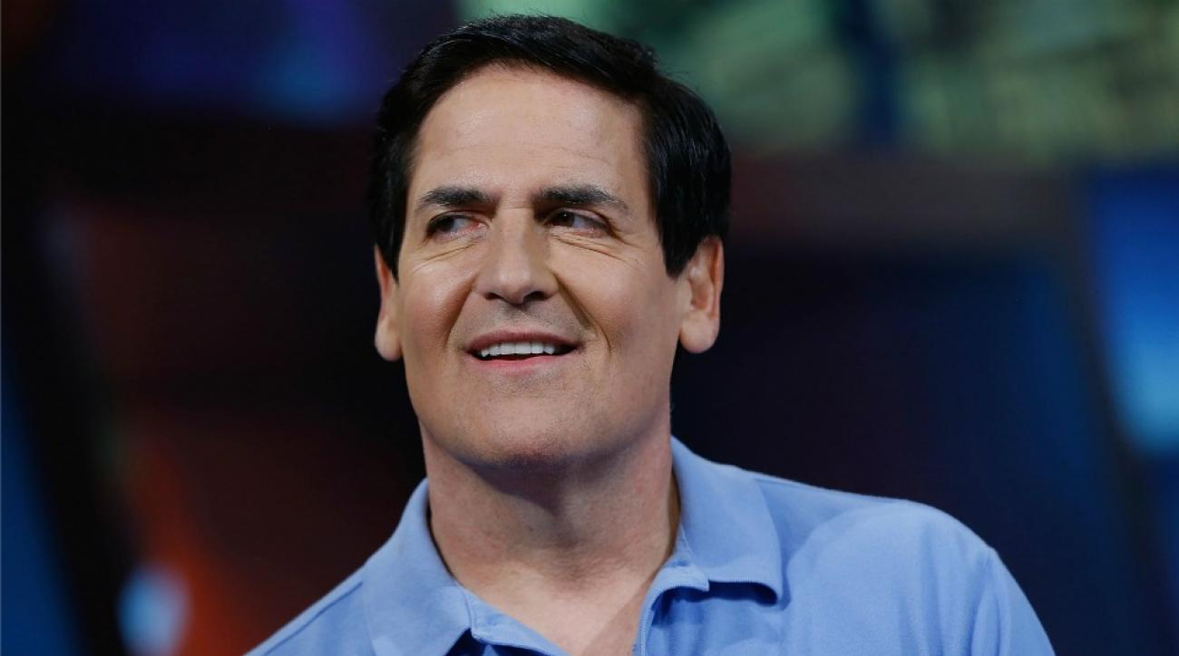 Donald Trump mocked by Mark Cuban, Stephen Colbert