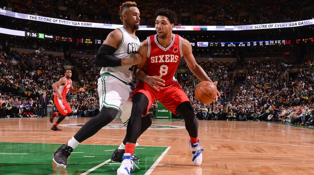 NBA rumors: Celtics, 76ers discussing Jahlil Okafor   SI com