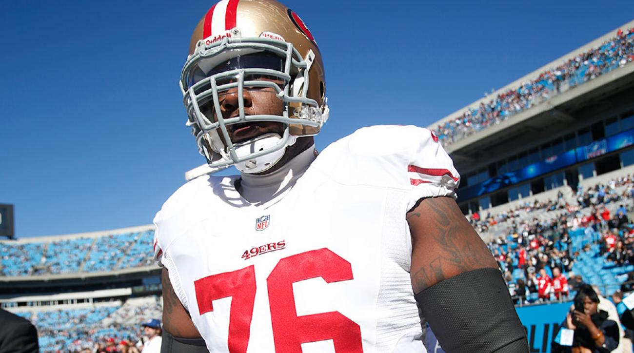 anthony davis reinstatement 49ers retirement