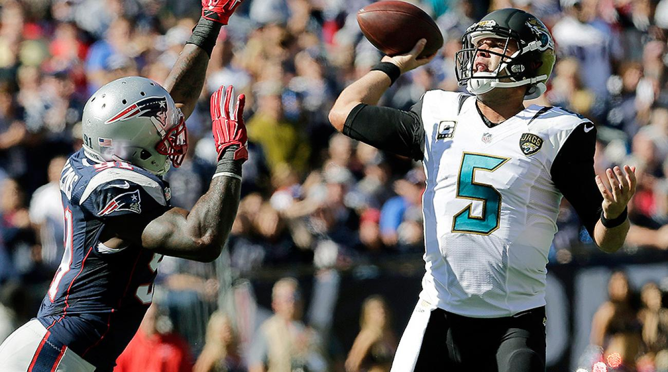 Fantasy football 2016 draft prep: Blake Bortles projection, quarterback rankings