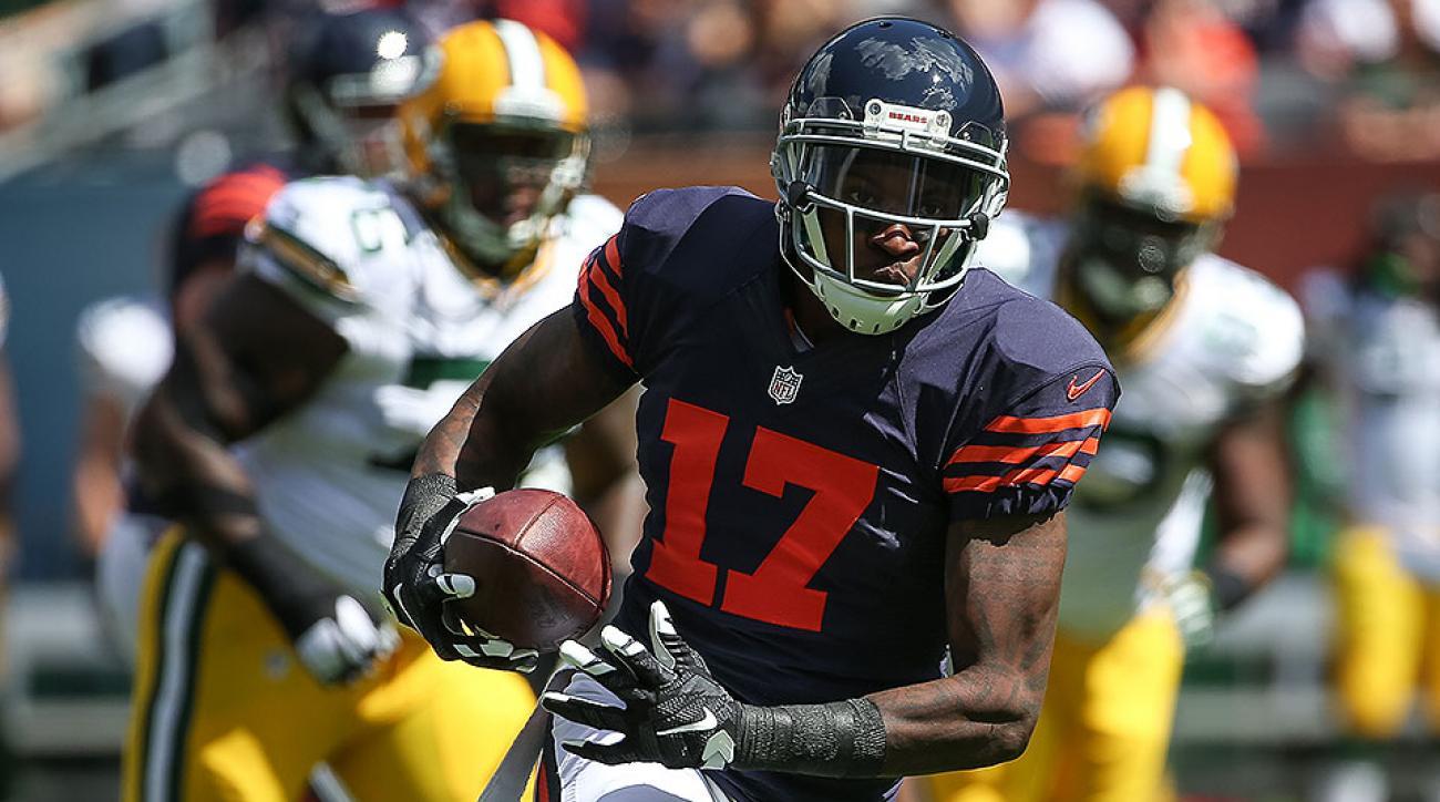 Chicago Bears Alshon Jeffery