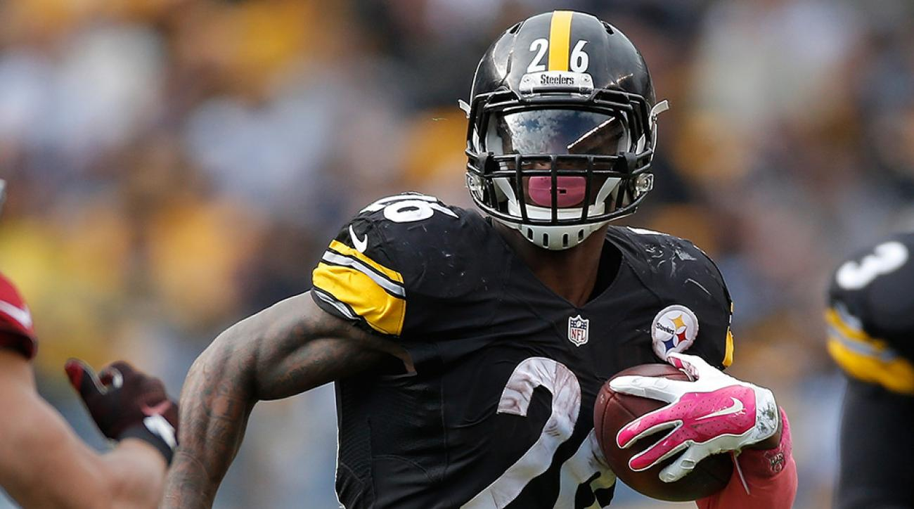 leveon bell suspension steelers