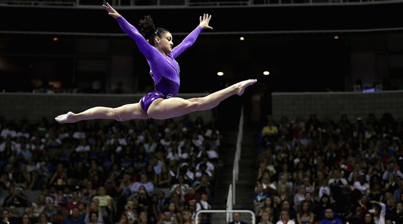 olympic firsts rio 2016 history laurie hernandez