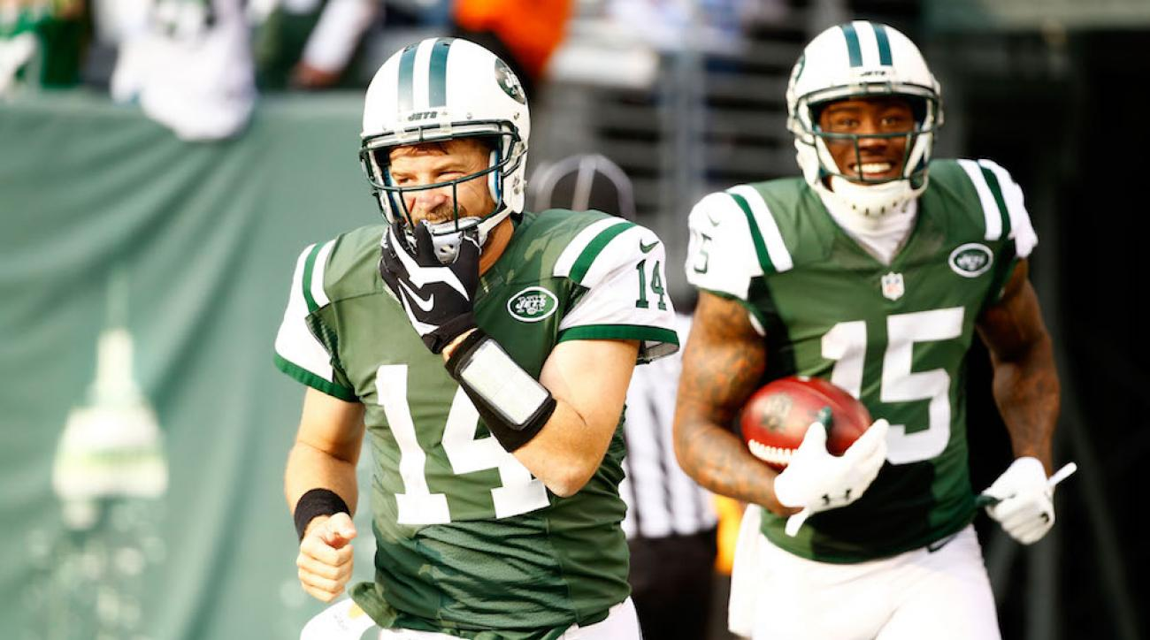 ryan fitzpatrick brandon marshall jets contract negotiation